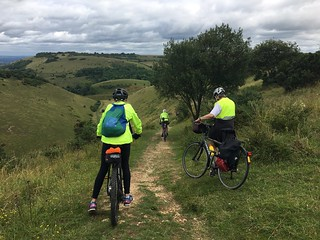 July 28, 2019: Portslade to Devil's Dyke & Chattri Memorial