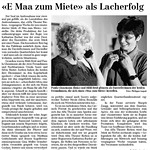 1999 - E Maa zum Miete (Carmelo Pesenti)