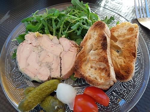 Foie gras uit eigen keuken...