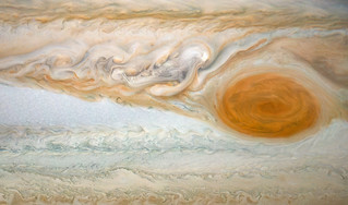 Jupiter - Great Red Spot - PJ21-32/33/36 | by Kevin M. Gill