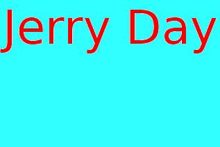 jerryday