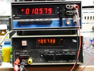 Datron 1057a Digital Multimeter
