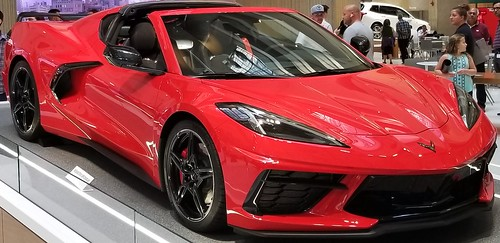 2020 Chevrolet Corvette Photo