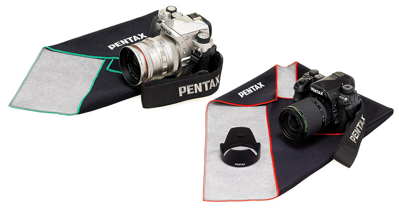 New accessories and PENTAX 100YEARS OF HISTORY original goods announced