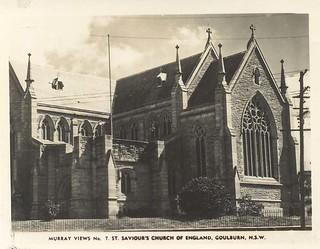 St Saviours, Goulburn c. 1940