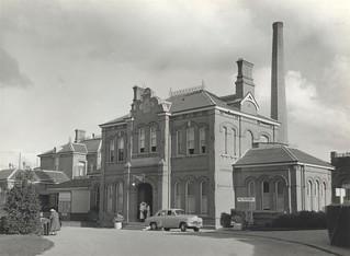 Goulburn Base Hospital c. 1950
