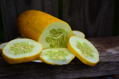 Hybrid Cucumber