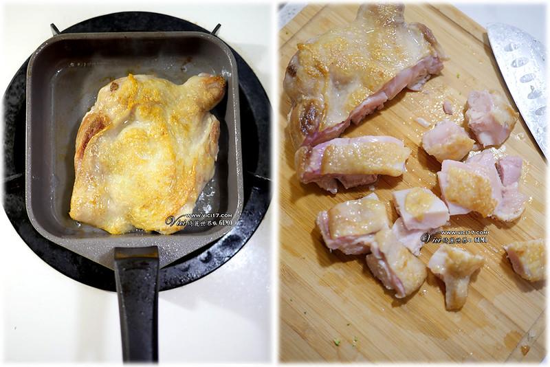 焗雞肉麵905