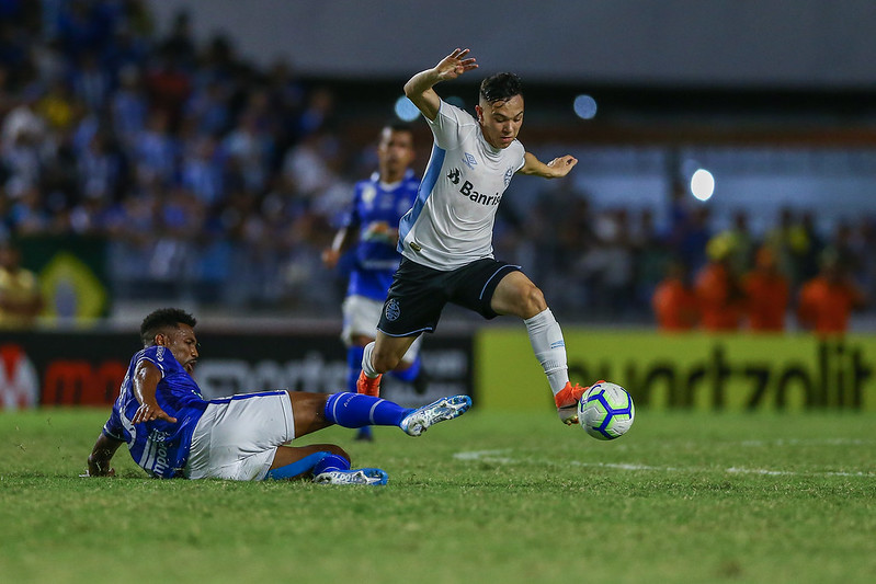 CSA x Grêmio - Brasileirão 2019 - 29/07/19