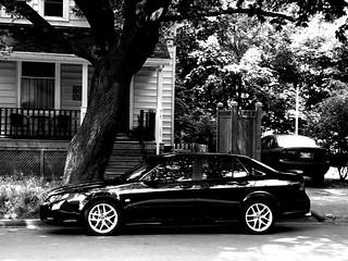 2006 Saab 9-5 2.3T Stage 3