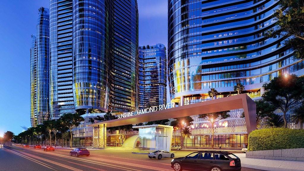 """Sunshine Diamond River quận 7 – """"Resort"""" triệu đô đẳng cấp nhất bờ Nam Sài Gòn 15"""