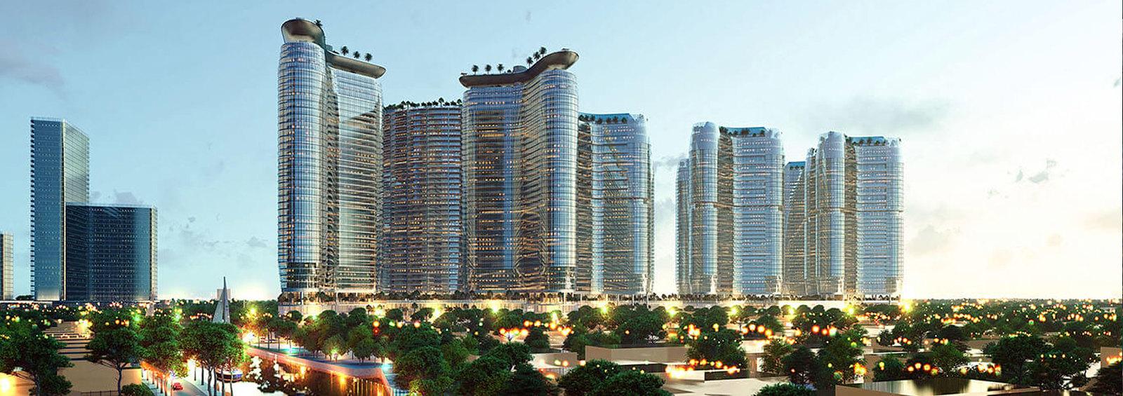 """Sunshine Diamond River quận 7 – """"Resort"""" triệu đô đẳng cấp nhất bờ Nam Sài Gòn 8"""