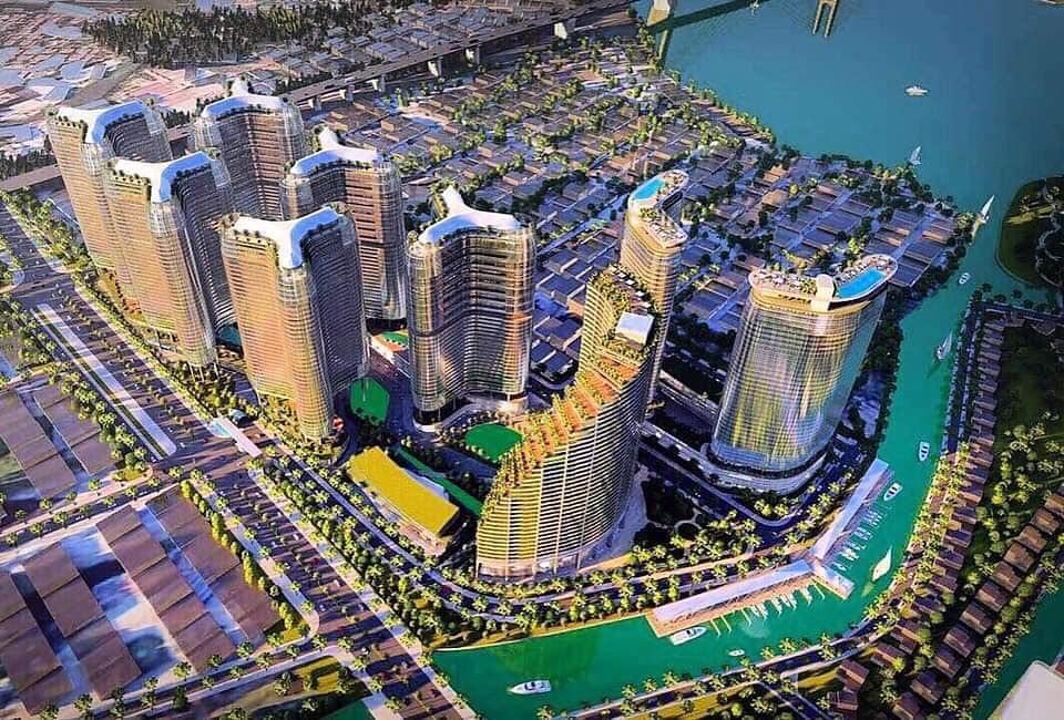 """Sunshine Diamond River quận 7 – """"Resort"""" triệu đô đẳng cấp nhất bờ Nam Sài Gòn 17"""