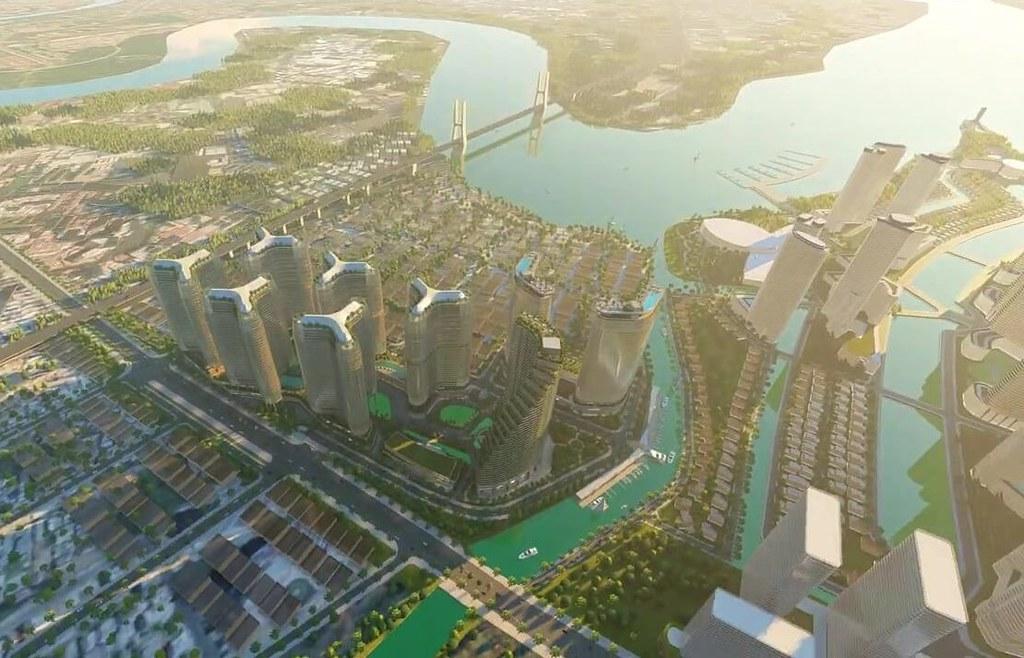 """Sunshine Diamond River quận 7 – """"Resort"""" triệu đô đẳng cấp nhất bờ Nam Sài Gòn 21"""