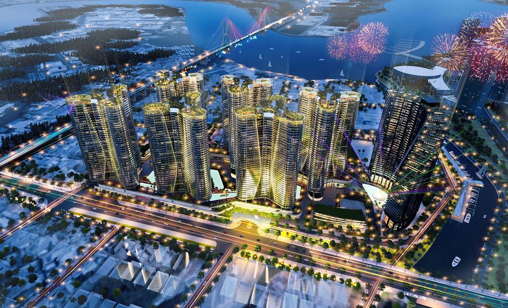 """Sunshine Diamond River quận 7 – """"Resort"""" triệu đô đẳng cấp nhất bờ Nam Sài Gòn 7"""