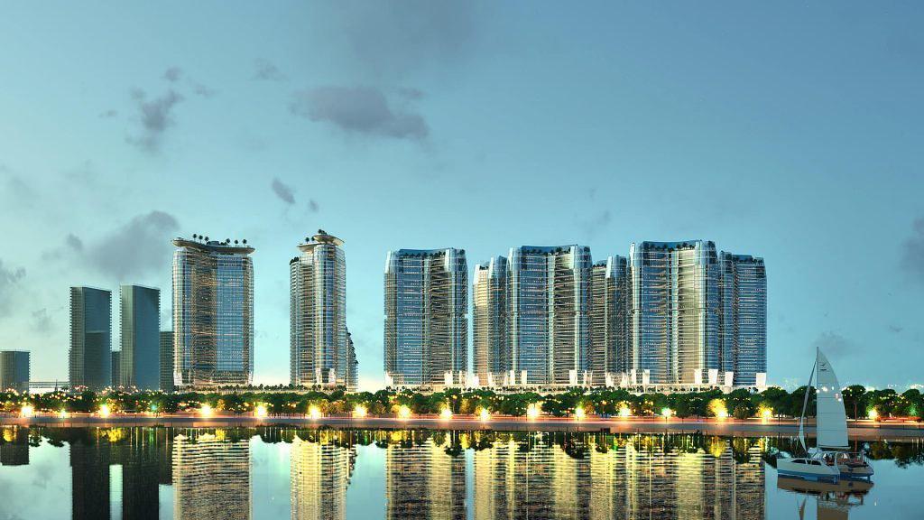 """Sunshine Diamond River quận 7 – """"Resort"""" triệu đô đẳng cấp nhất bờ Nam Sài Gòn 9"""