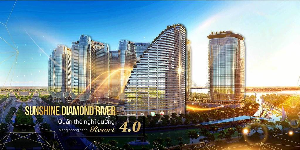 """Sunshine Diamond River quận 7 – """"Resort"""" triệu đô đẳng cấp nhất bờ Nam Sài Gòn 19"""