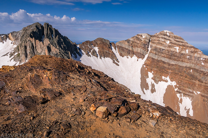 Centennial Peak Summit