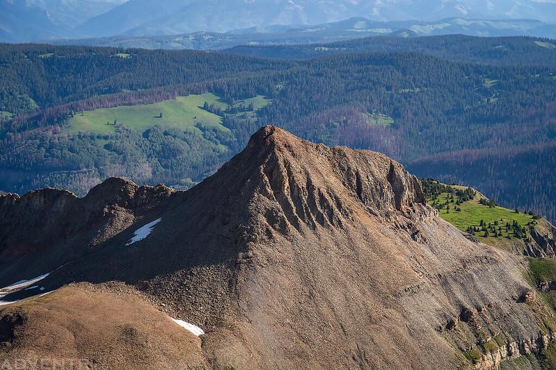 Sharkstooth Peak