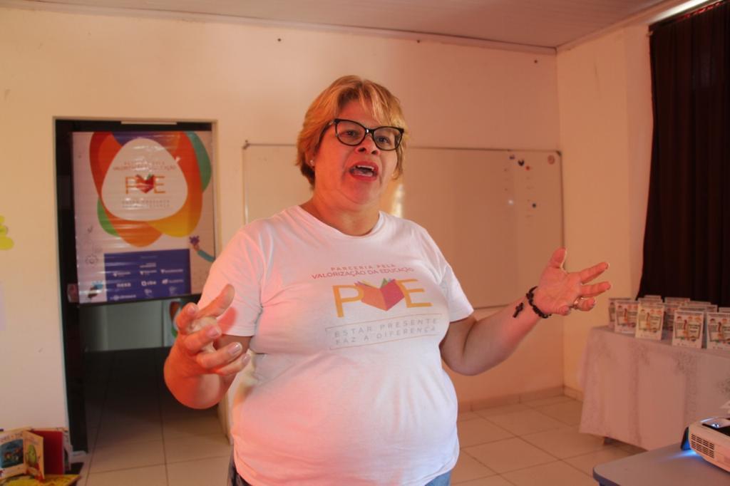Alcobaça realiza seminário de boas práticas com profissionais da rede municipal de ensino (1)