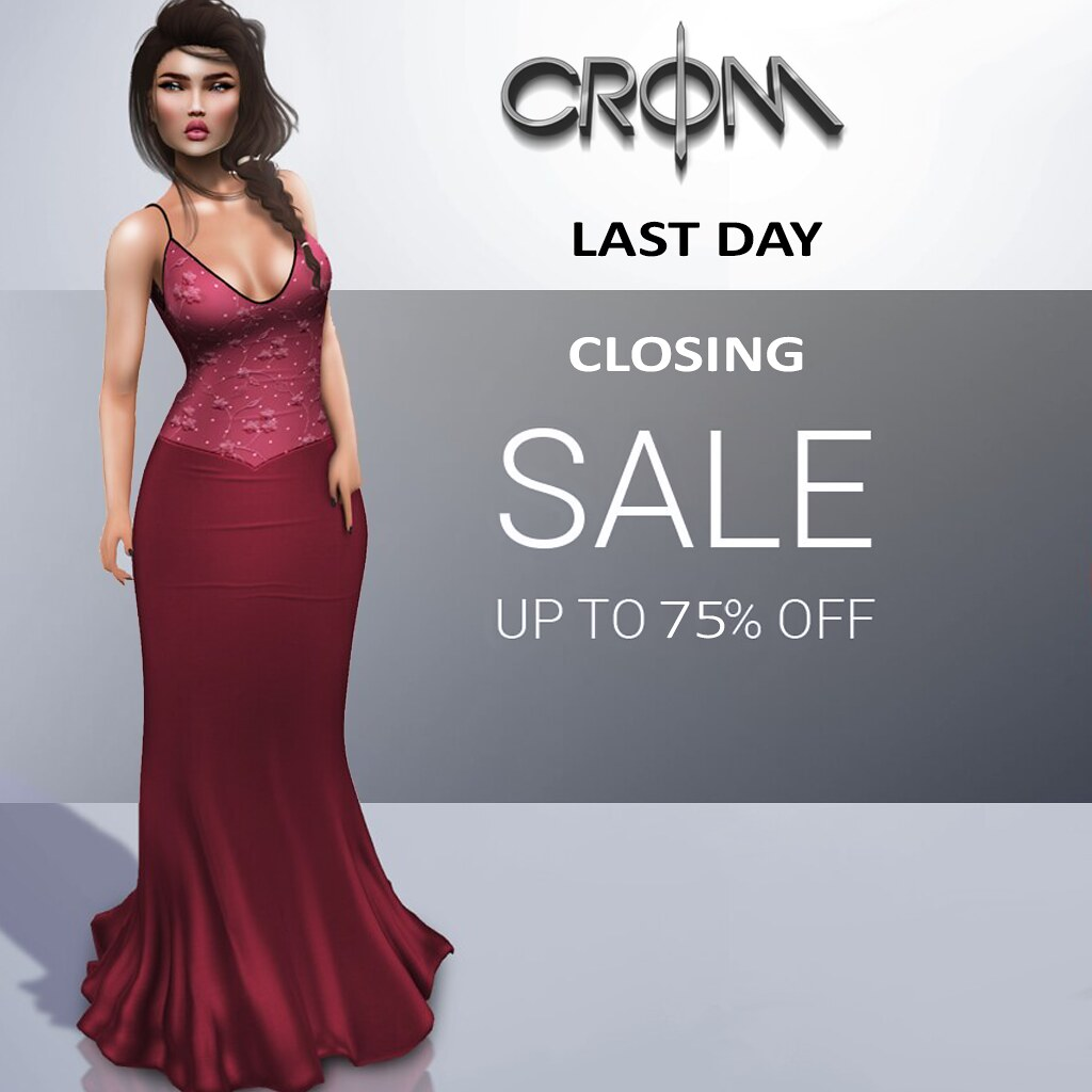 -CroM- Last Day - Closing Sale - TeleportHub.com Live!