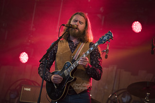 The Sheepdogs - Ewan Currie