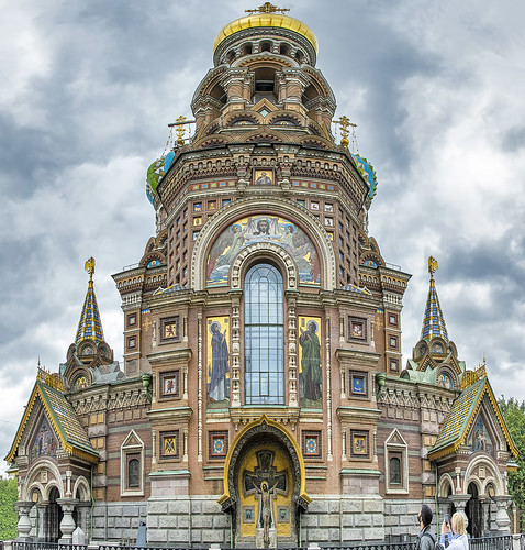 Church of the Savior on Blood | by Al Case