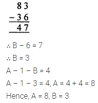 APC Maths Class 8 Solutions Chapter 5 Playing with Numbers Ex 5.2 Q8.1