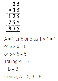 ICSE Class 8 Maths Book Solutions Free Download Pdf Chapter 5 Playing with Numbers Ex 5.2 Q9.1