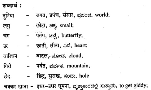 KSEEB Solutions for Class 8 Hindi वल्लरी Chapter 4 शिक्षा 1