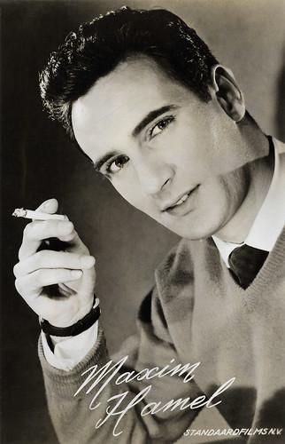 Maxim Hamel in Jenny (1958)