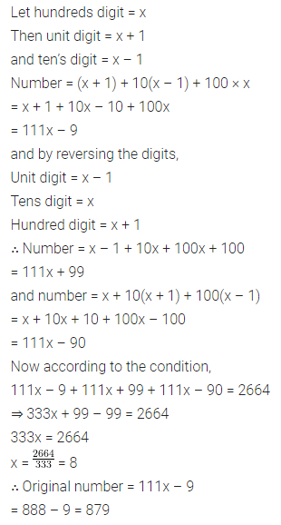 ML Aggarwal Class 8 Solutions Chapter 5 Playing with Numbers Ex 5.1 Q10