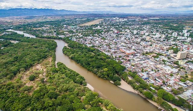 Responsables de contaminación del río Magdalena