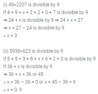 ML Aggarwal Maths for Class 8 Solutions Book Pdf Chapter 5 Playing with Numbers Ex 5.3 Q9