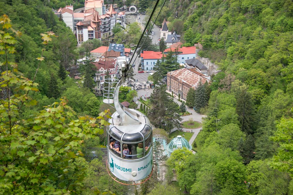 Боржоми Грузия