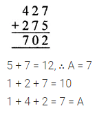 ICSE Mathematics Class 8 Solutions Chapter 5 Playing with Numbers Ex 5.2 Q3.1