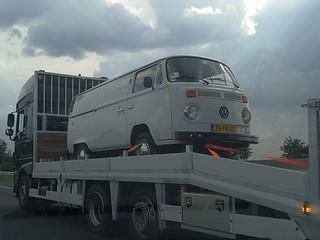 1978 Volkswagen T2 Transporter