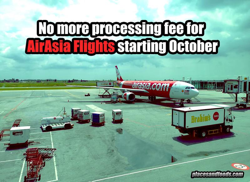 airasia zero fees