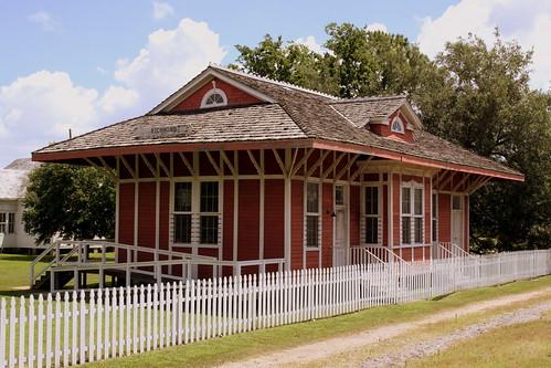 Richmond, TX Train Station