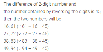ML Aggarwal Class 8 Solutions Chapter 5 Playing with Numbers Objective Type Questions HOTS 1