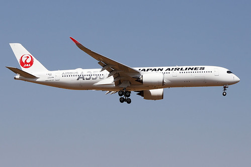 JAPAN  AIRLINES / Airbus   A 350-900   F-WZFX   msn 333 / juillet 2019 | by gimbellet