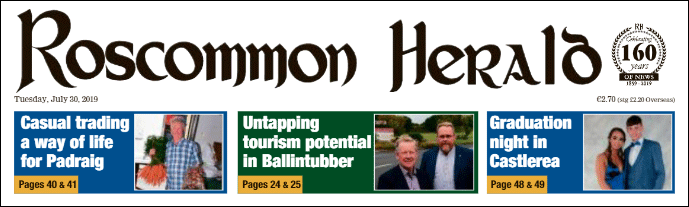 Herald-Mast - 30th July