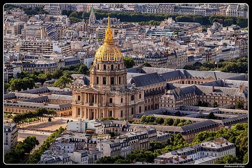Paris_Hôtel des Invalides_Tombeau de Napoléon I er_Musée de l'Armée