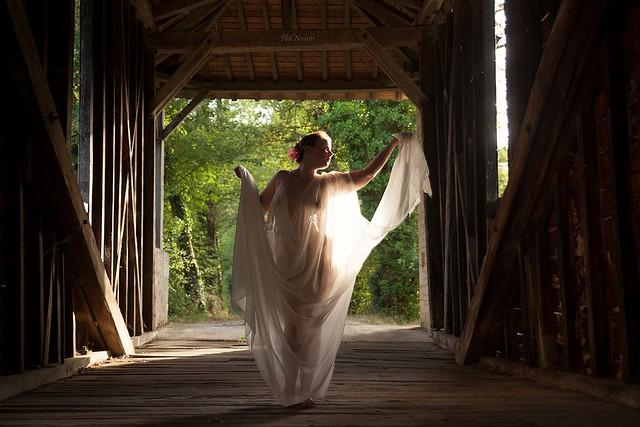 La dame au pont