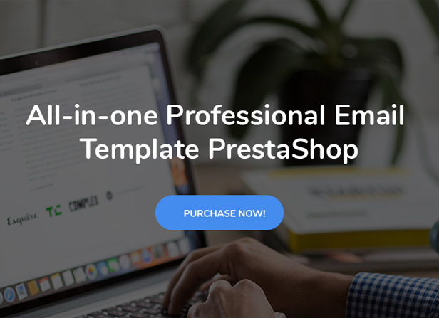 Professional Leo Postmail Prestashop Email Template