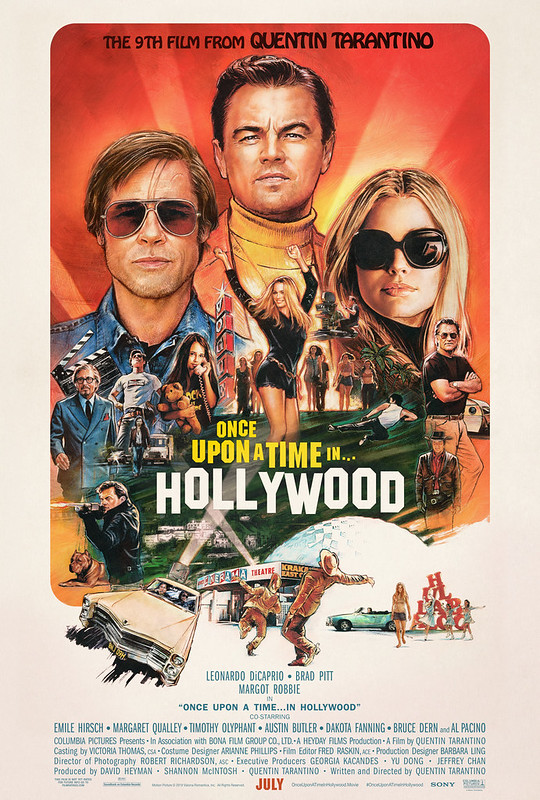 Once Upon a Time in Hollywood - Poster 7