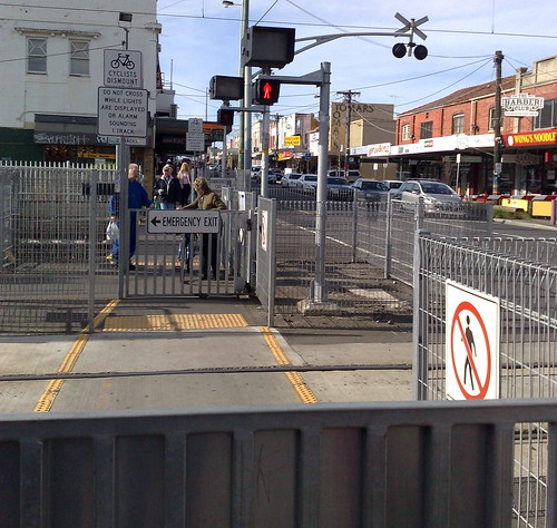 Bentleigh station, July 2009