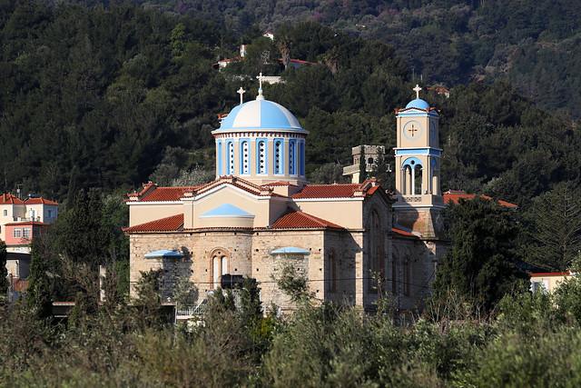 Panagia Church, Samos