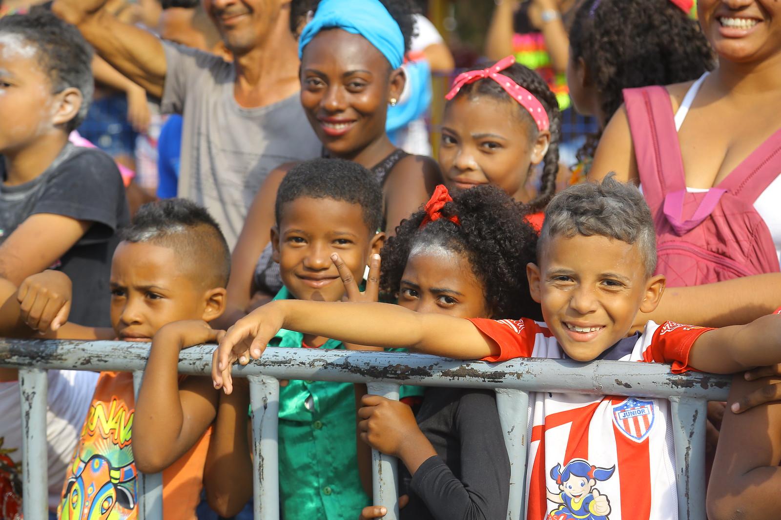 Reporteratón en Carnaval del Suroccidente