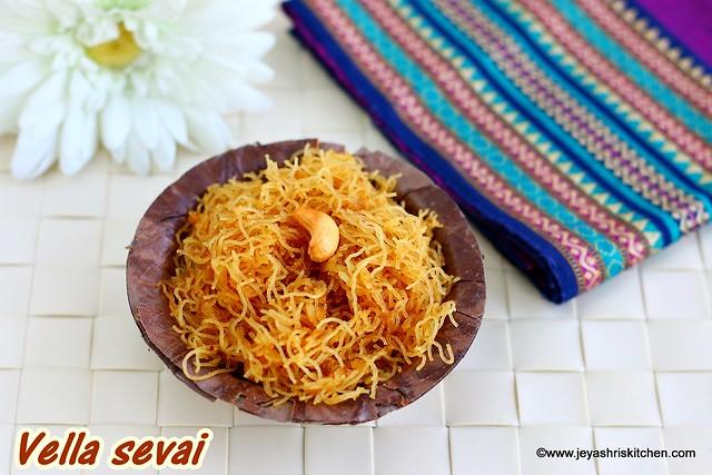 Sweet idiyappam